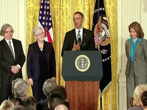 President Obama Announces Nominations For Energy Sec, EPA Admin