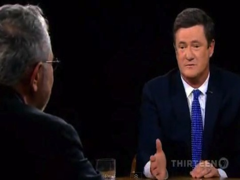 Dirty Looks, Snide Remarks As Scarborough, Krugman Go Head-To-Head In Debt Debate