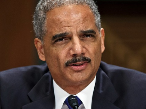 Eric Holder: 'I Think I Might Have Shot' An AR-15