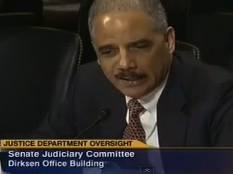 Eric Holder Admits: Killing Americans With Drones On U.S. Soil Unconstitutional