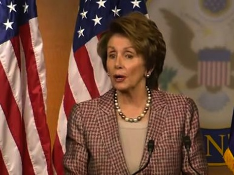 Pelosi: Obama Has 'Been So Respectful, Given So Much Time To The Republicans'