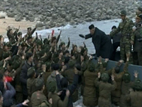 MUST WATCH: North Korean Military Goes Crazy for Lil' Kim