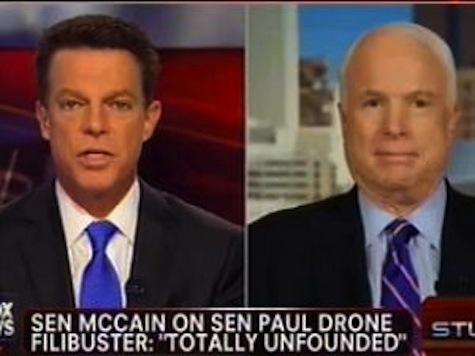Shep Smith Grills McCain