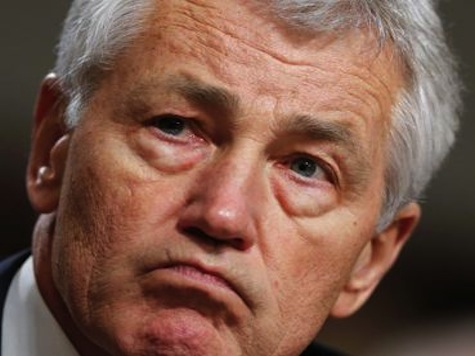 Chuck Hagel Greeted By Suicide Bomb Attacks: 'Uh, We Have A War Here'