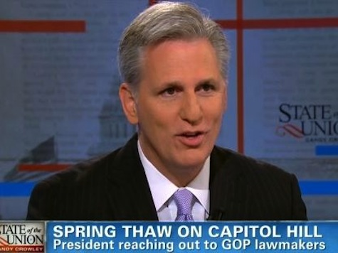 GOP Whip Questions Motives Behind Obama Outreach