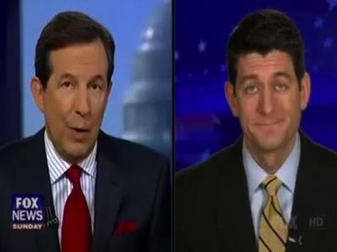 Paul Ryan: GOP Budget Assumes Repeal Of Obamacare