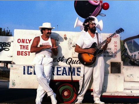 Real Life Cheech And Chong Allegedly Selling Pot Out Of Ice Cream Truck