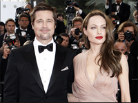 Brad Pitt, Angelina Jolie Get Kids Private Petting Zoo At Home