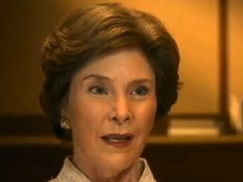 CNN's Burnett To Laura Bush: Should America Accept Anti-Semitism?