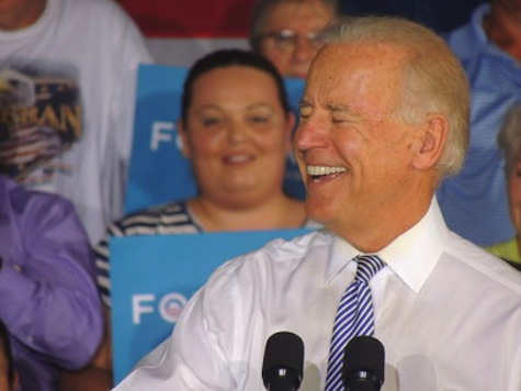 Biden On Domestic Violence: Not Your 'Garden Variety Slap In The Face'