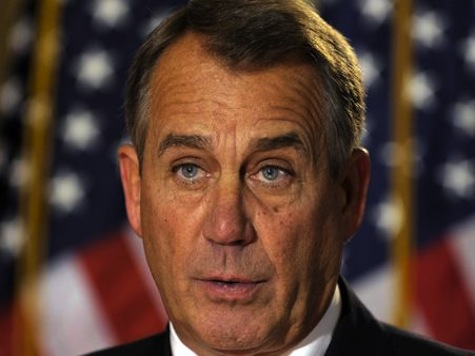 Boehner: GOP Wants To Solve Our Long Term Debt Problem, President Doesn't