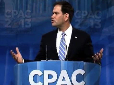 Rubio's Full CPAC Speech