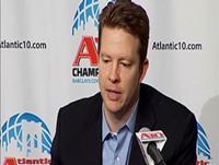 Richmond Coach Apologizes For Late-Game Outburst