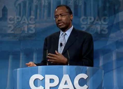 Dr Carson Jokes: 'If You Magically Put Me Into The White House'