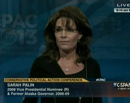 Palin: Every Obama Speech Is A Con