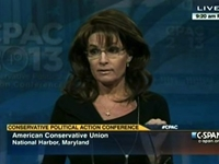 Palin To Obama: You Lie