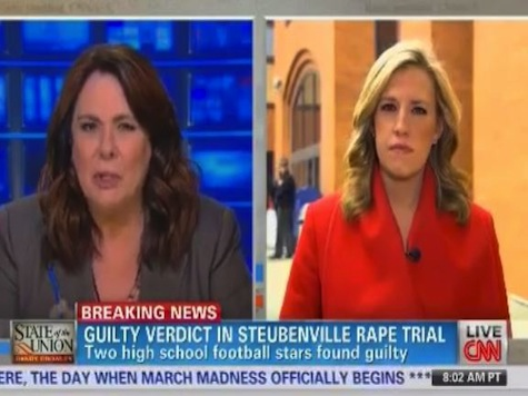CNN Sympathizes that Guilty Verdict Ruined 'Promising' Lives of Steubenville Rapists