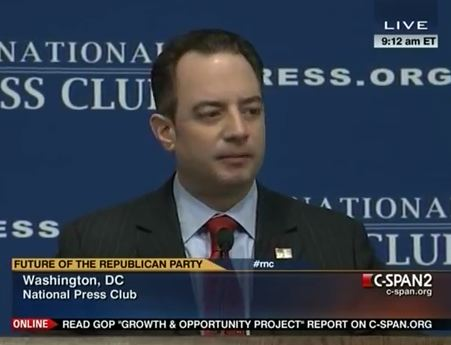 RNC Chair On GOP Outreach To Gays: It's About Dignity, Respect