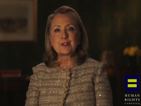 Hillary Clinton: 'I Support Marriage For Lesbian And Gay Couples'