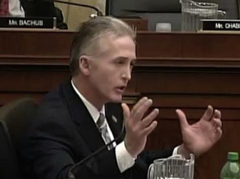GOP Rep Corners ICE Director On Sequester Lies