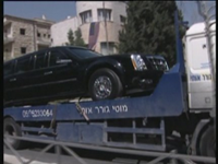 Obama's Limo Breaks Down, Gets Towed