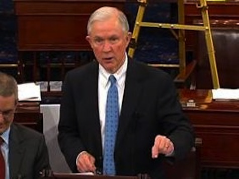 Sessions: Help Those On Welfare Find Jobs, Not Import Labor To Replace Them