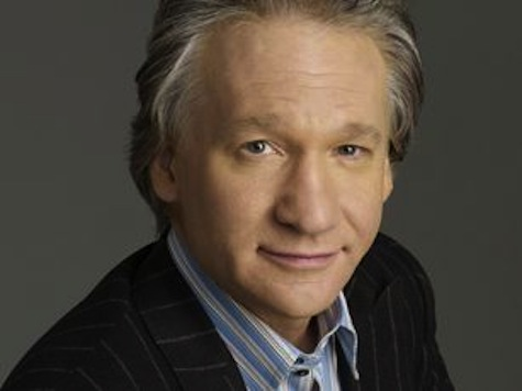 Bill Maher Upset by 'Gerrymandered' Senate Races