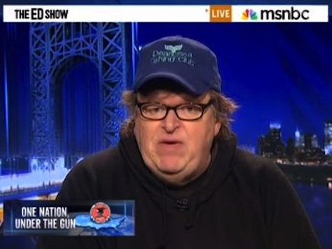 Michael Moore: 90 Percent Of Guns Owned By 'Scared' White People