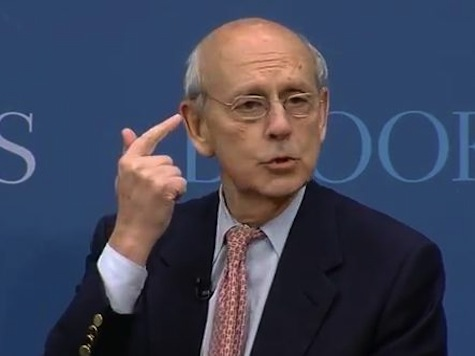 Justice Breyer: Democracy Is Both A Friend And Enemy, Judges Must Protect The Unpopular