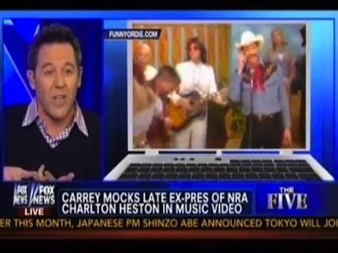 Gutfeld Blasts Jim Carrey: 'Dirty, Stinking Coward'