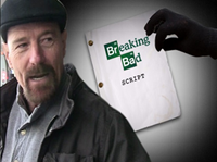 Stolen Breaking Bad Script Still Missing