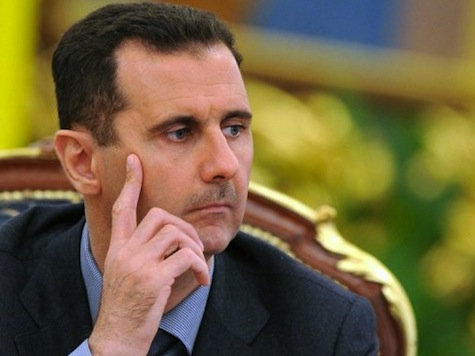 U.N. Investigating Syria For Chemical Weapons