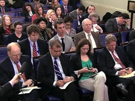 Reporter Corners WH On Hypocrisy Of Obama Admin Not Equally Enforcing Laws