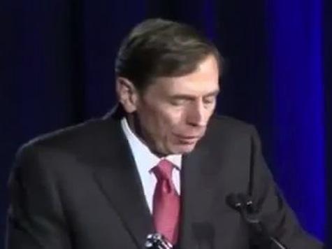 Petraeus Apologizes