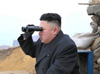 North Korea Readies Rockets For U.S. Targets