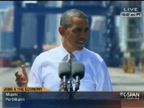 Obama Booed FL For Celebrating Bulls Win