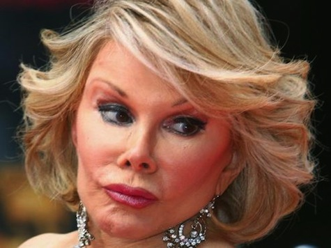 Joan Rivers: White Male NBC Executives Sinking 'Today' Show
