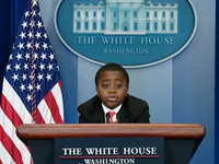 White House Releases April Fools 'Kid President' Video