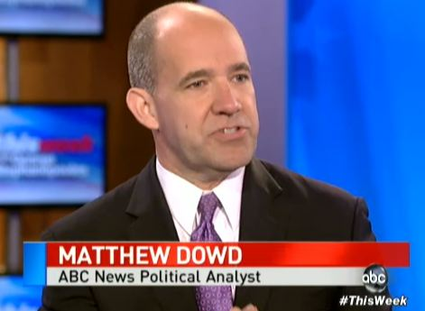 Matthew Dowd: In True Traditional Marriage, Women 'Property'