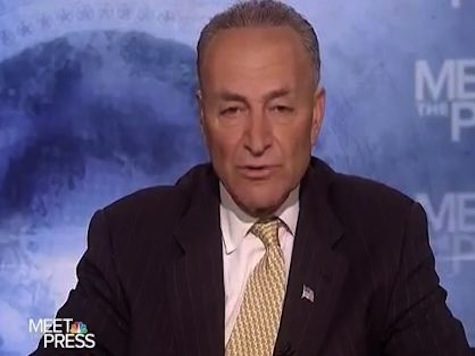 Senator Schumer: 'Very, Very Close to Immigration Deal'