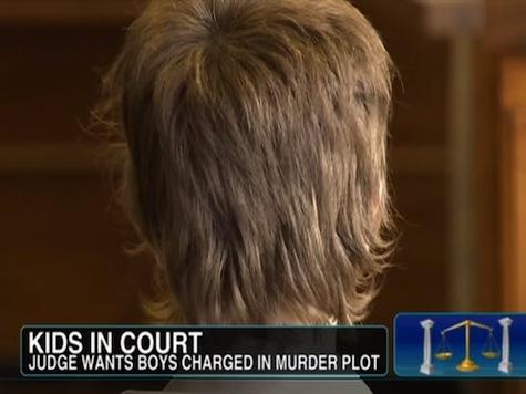 Horror: Fifth-Graders Accused In School Murder Plot