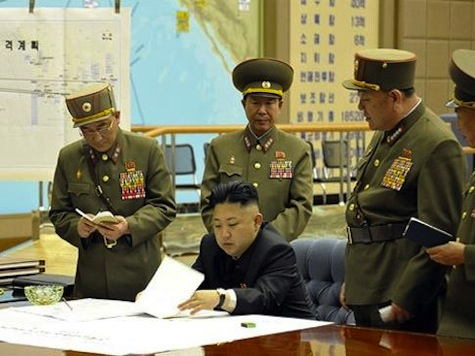 Kerry: NKorea's Rhetoric 'Unacceptable'
