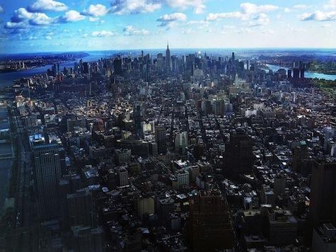 Sneak Peek: World Trade Center Observation Deck