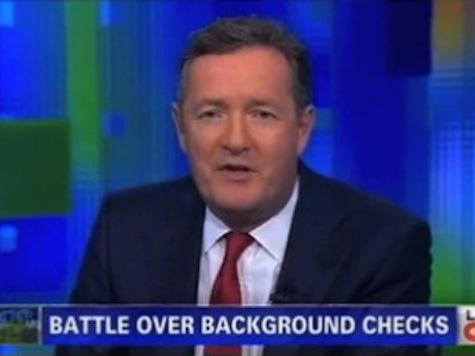 Piers Morgan Annoyed Senators Not Returning His Calls