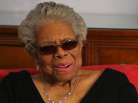 Maya Angelou Fired Gun On Home Intruder