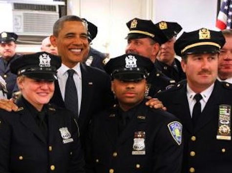Officers Slam Obama For Using Cops As Stage Props
