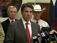Perry Announces $100K Reward To Find Killers