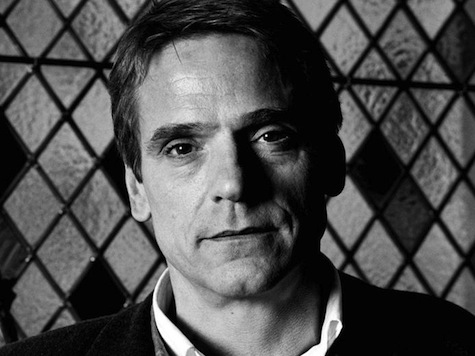Jeremy Irons: Bloomberg's Nanny-State 'Terrible,' 'Dangerous'