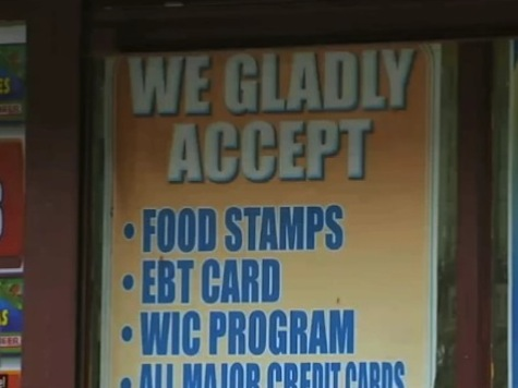 Only 100 People Assigned To Find Fraud In Massive Food Stamp Program