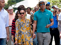 REPORT: Beyoncé, Jay Z's Cuban Vacation 'Fully Licensed By Treasury Dept